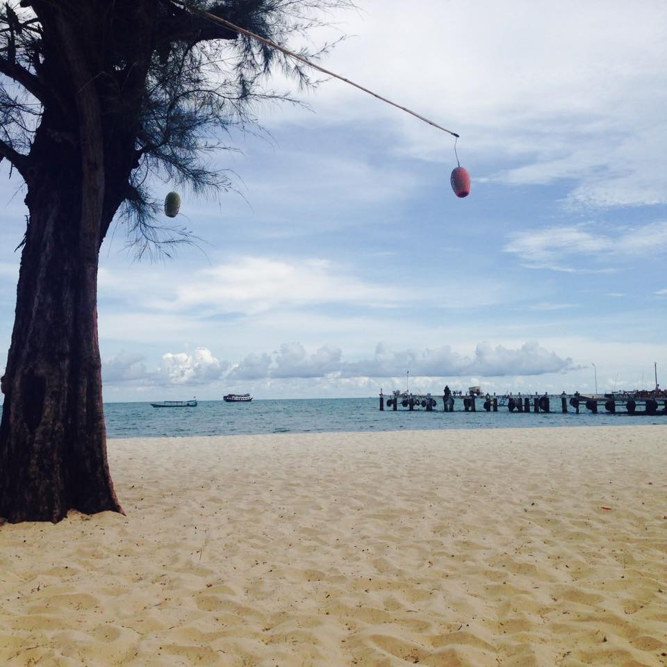 Backpacking in Sihanoukville, Cambodia