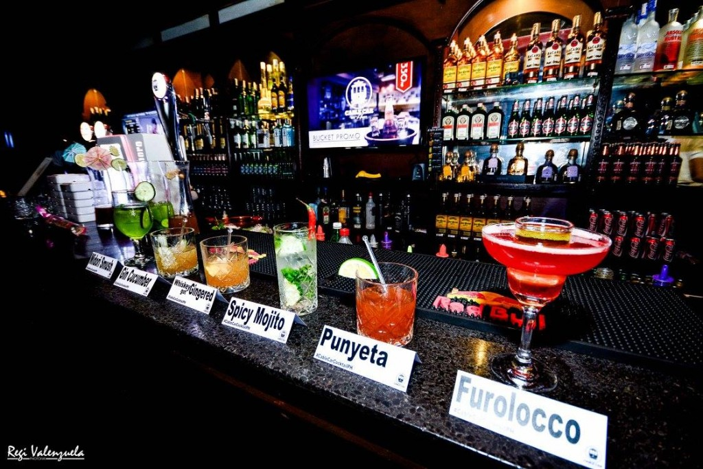 Cable Car Cocktails
