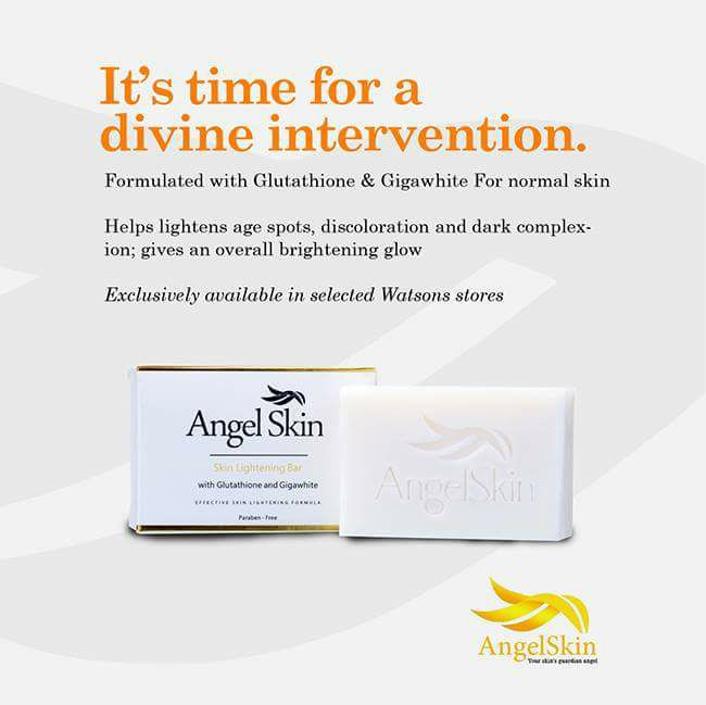 AngelSkin Soap Whitening Review