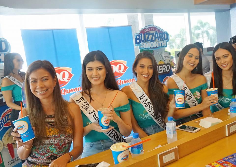 Bb Pilipinas 2017 Dairy Queen