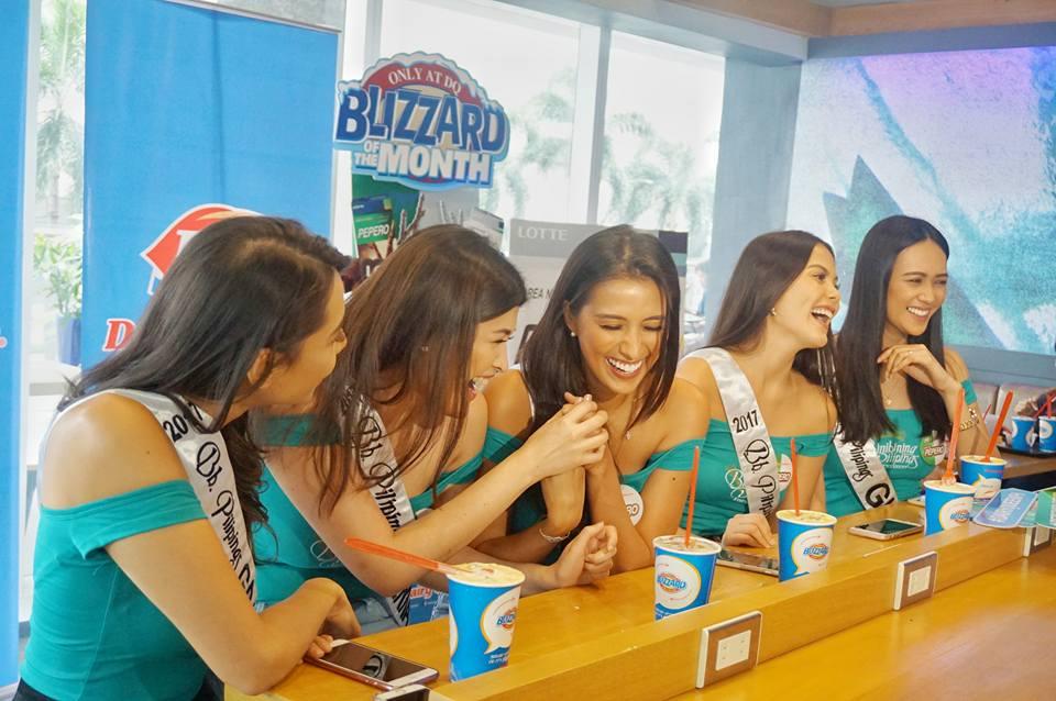 Bb Pilipinas 2017 Dairy Queen Philippines