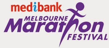 2014 Medibank Melbourne Marathon Festival