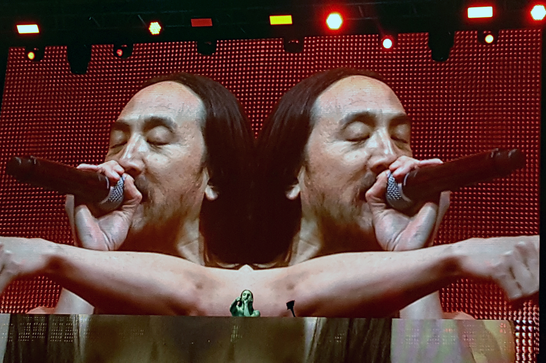 Dragonland Music Festival Steve Aoki