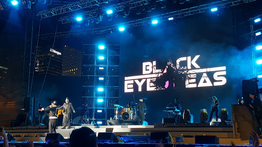 Dragonland Music Festival Black Eyed Peas
