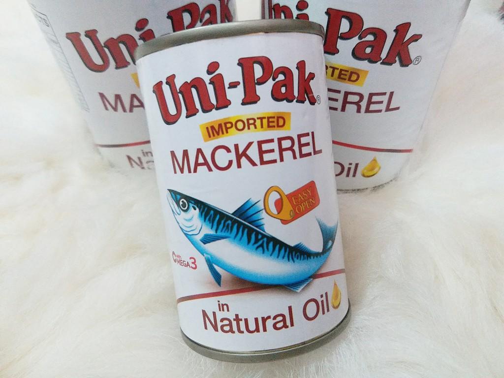 Unipak Mackarel Review