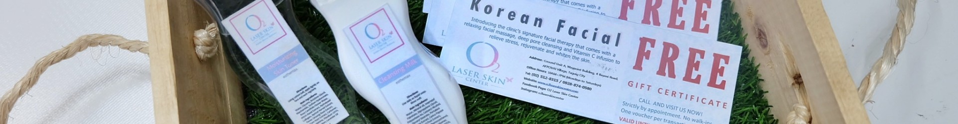 O2 Laser Skin Center – O2 Korean Facial Therapy