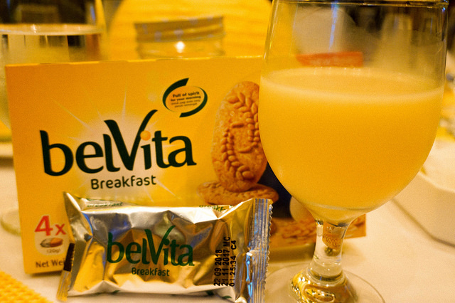 BelVita Breakfast Biscuit is now in the Philippines!