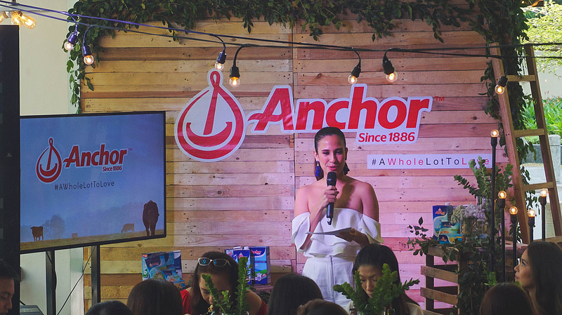 #AWholeLotToLove with Anchor Philippines