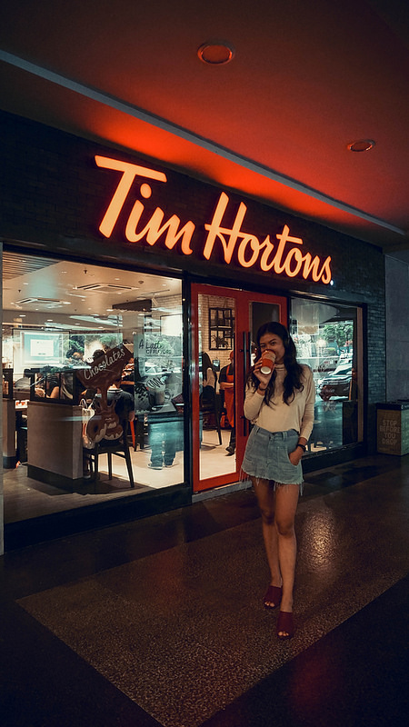 Photoblog: Perk up this September with coffee choices at Tim Hortons®