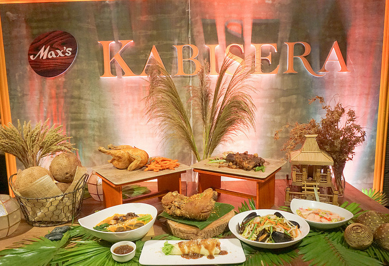 NEW: Max's Kabisera at Bonifacio Global City