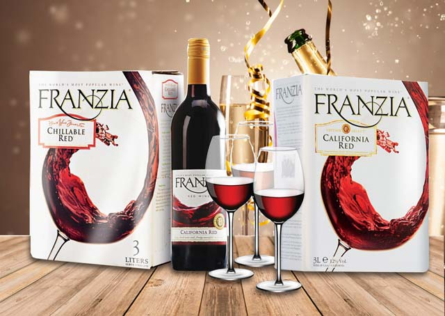Franzia Wines: Your All Occasion Wine