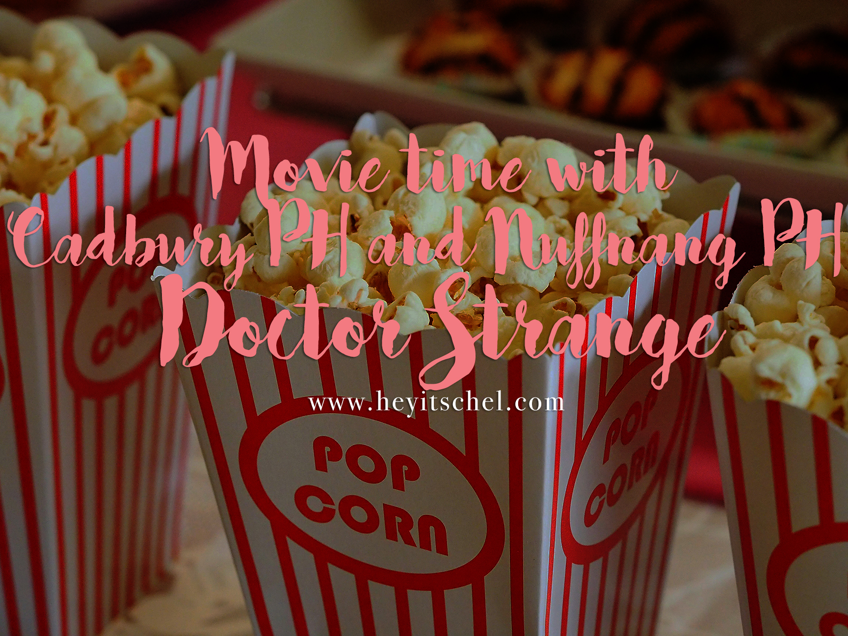 Movie time with Cadbury PH and Nuffnang PH: Doctor Strange