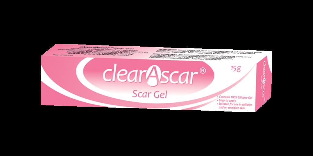 Clearascar Scar Gel