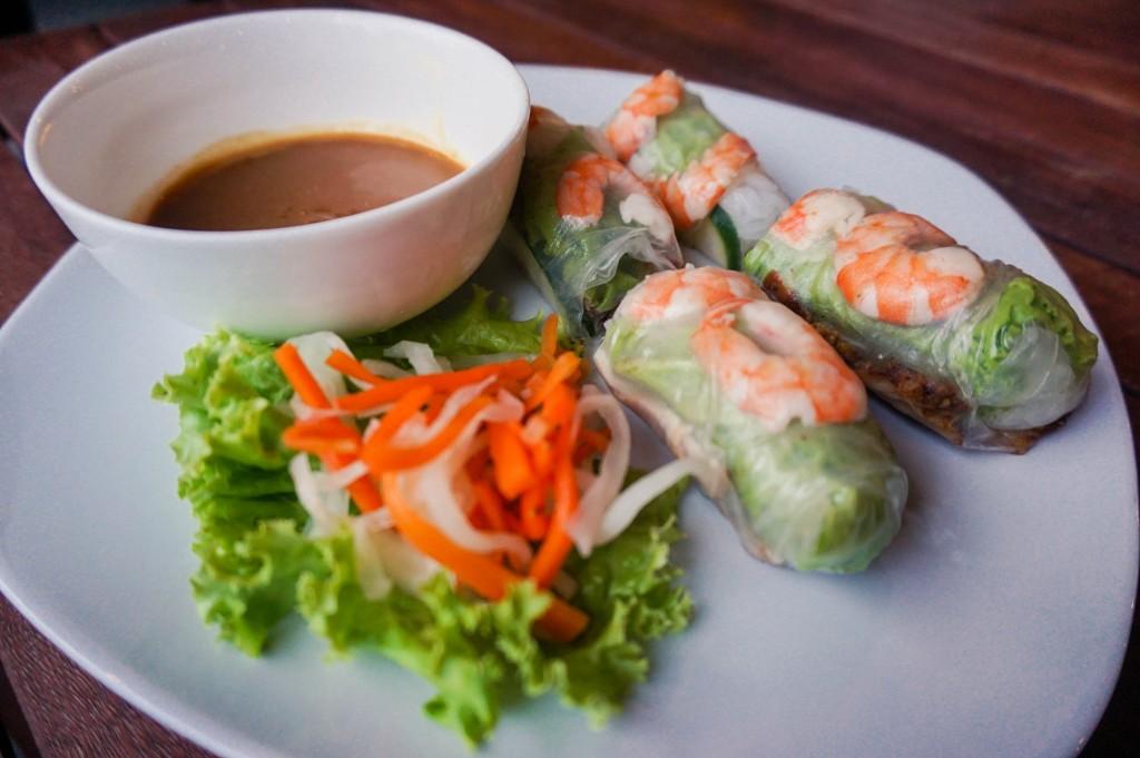 Cu Chi Bar Makati Vietnamese Food