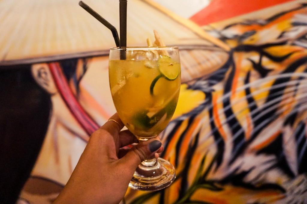 Cu Chi Bar Drinks