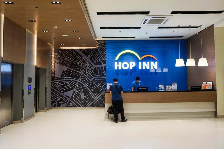 Hop Inn Hotel Makati Avenue Review