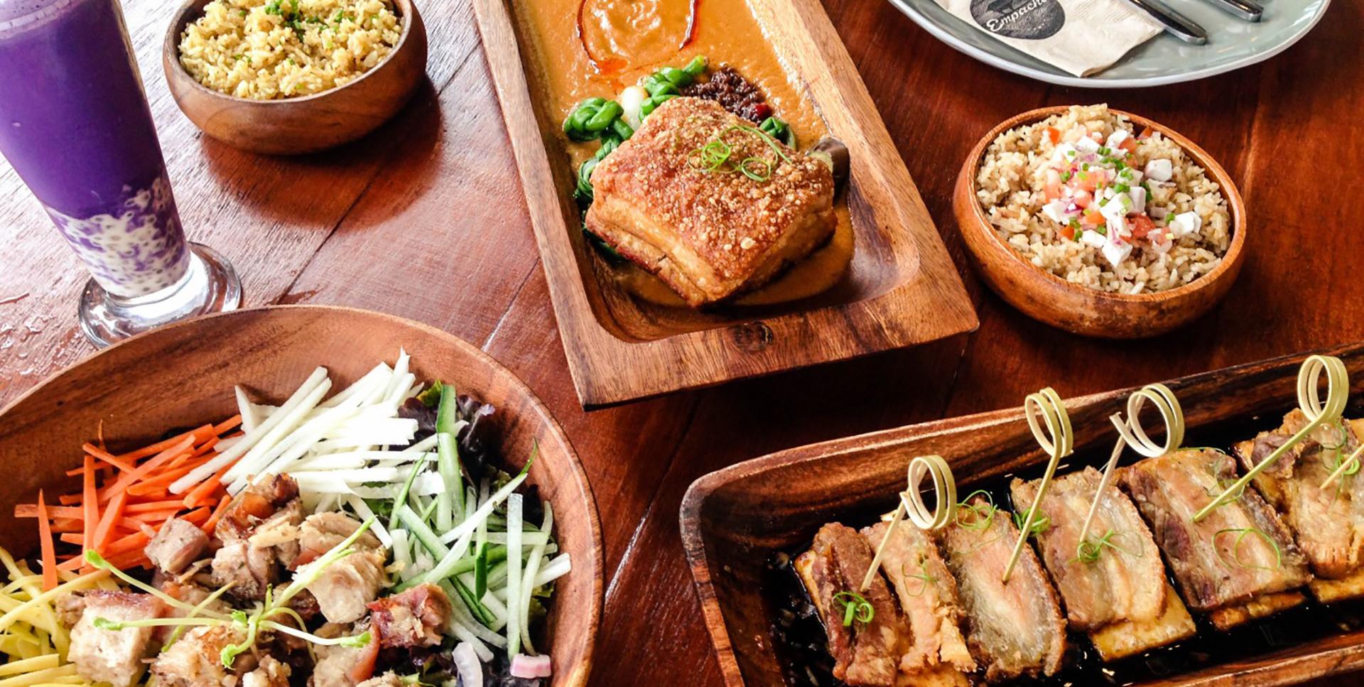 Empacho Restaurant and Bar Tomas Morato