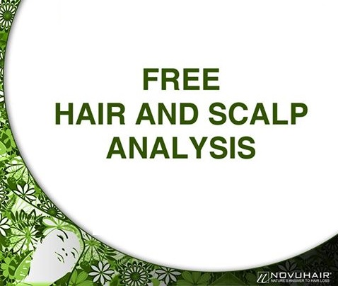 Fee hair and scalp analysis novuhair