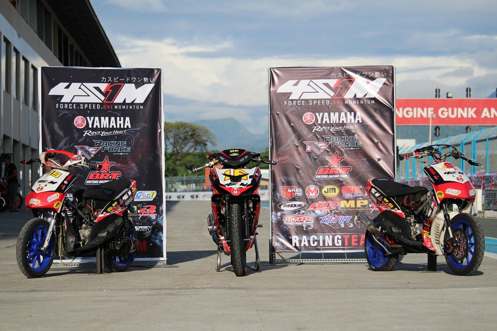 4S1M-Yamaha Racing Team Finished Second at Clark International Speedway