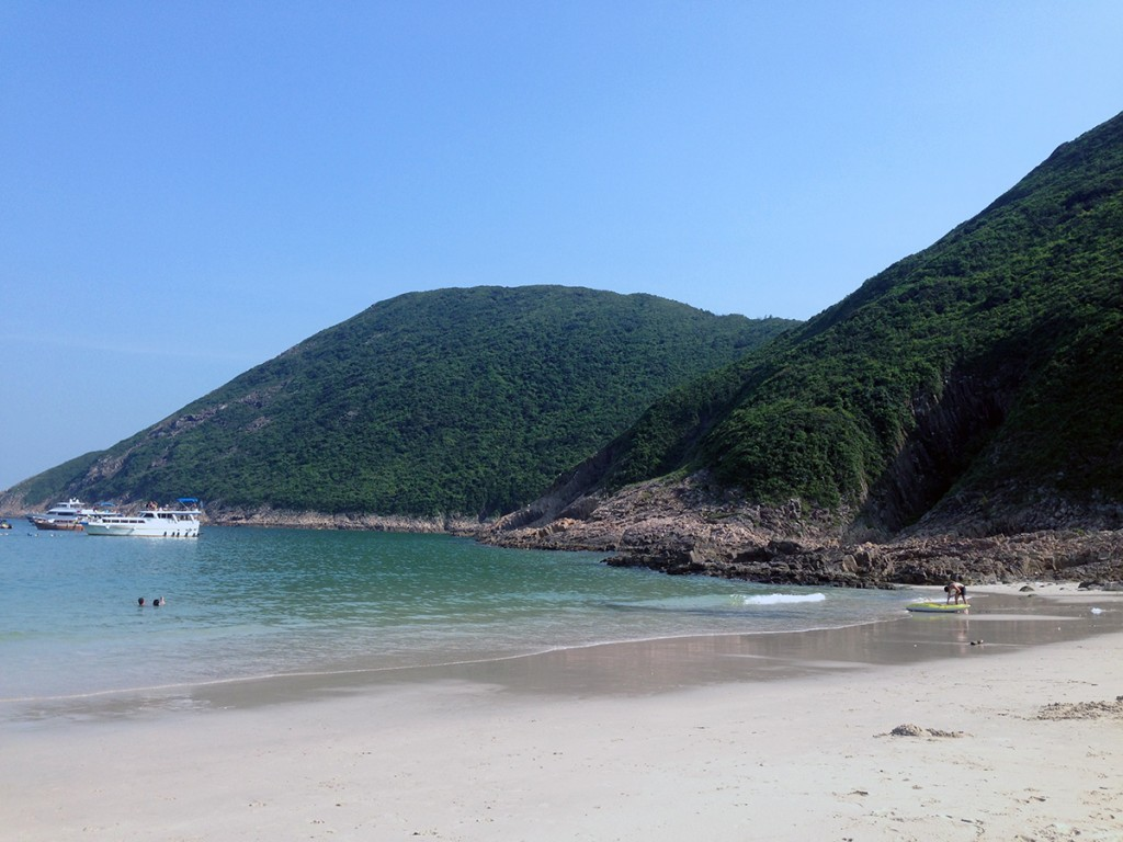 Long Ke Wan Beach