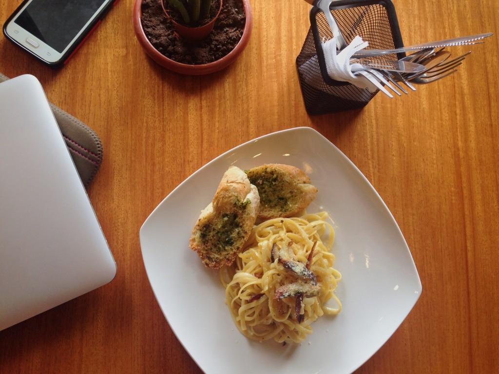 Sulok Cafe menu