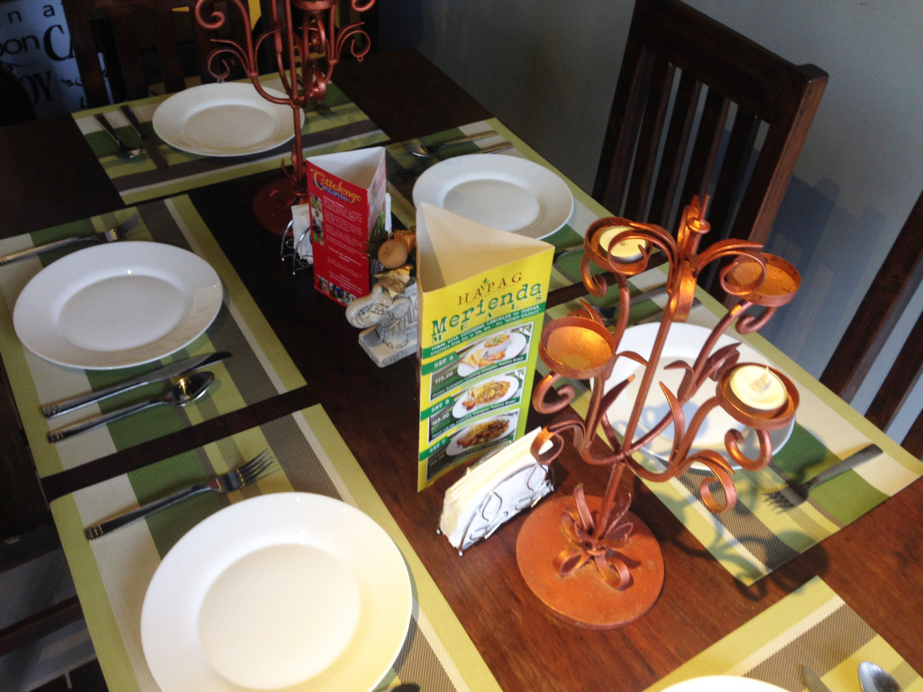 Hapag Heritage Cuisine Review