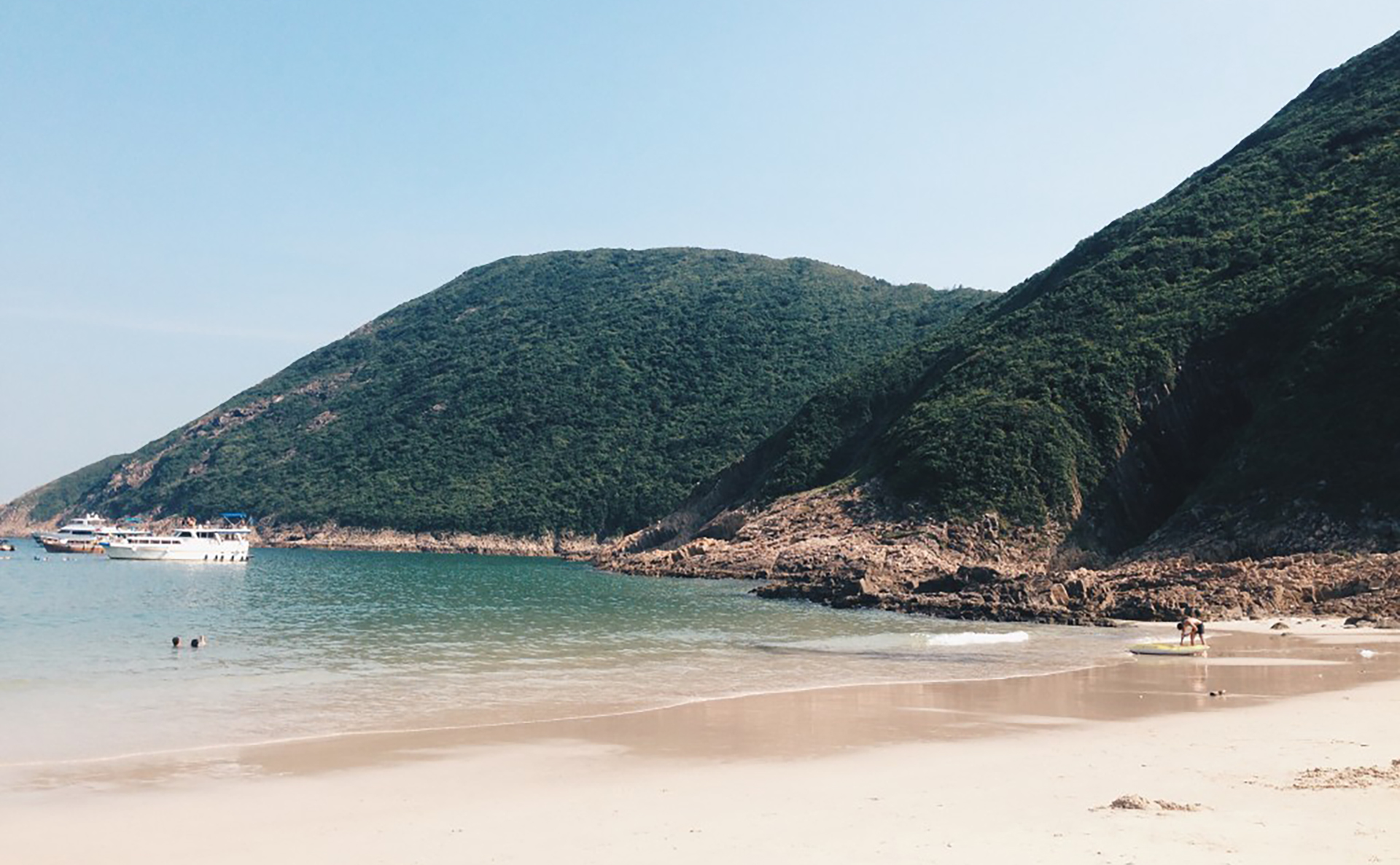 Must Visit Beaches in Hong Kong