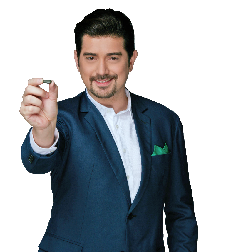 Ian Veneracion is the new Brand Ambassador of Conzace