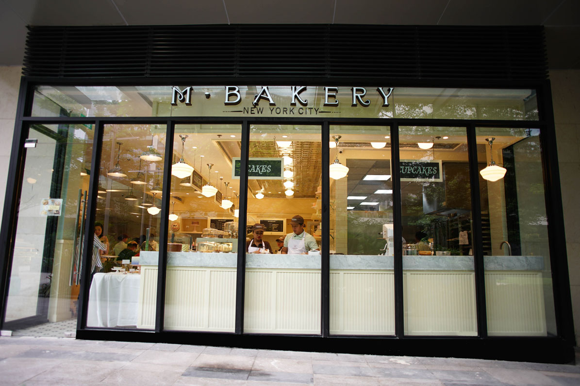 Magnolia Bakery an Iconic NYC brand opens in BGC