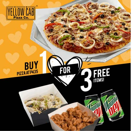 MAX'S GROUP'S IRRESISTIBLE OFFERINGS THIS VALENTINE'S