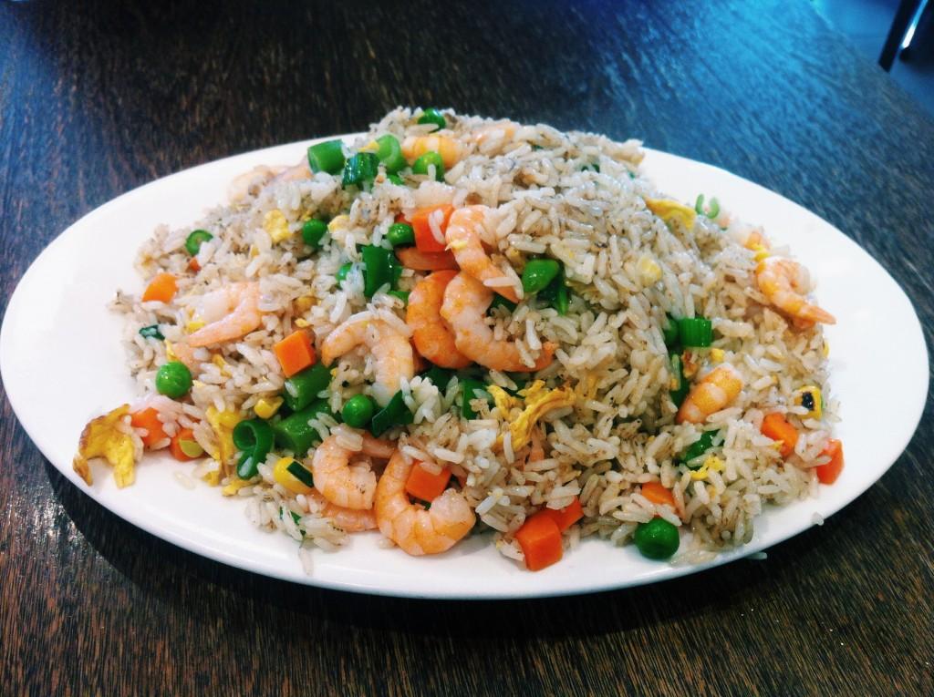 Fried Rice at Quang Vinh