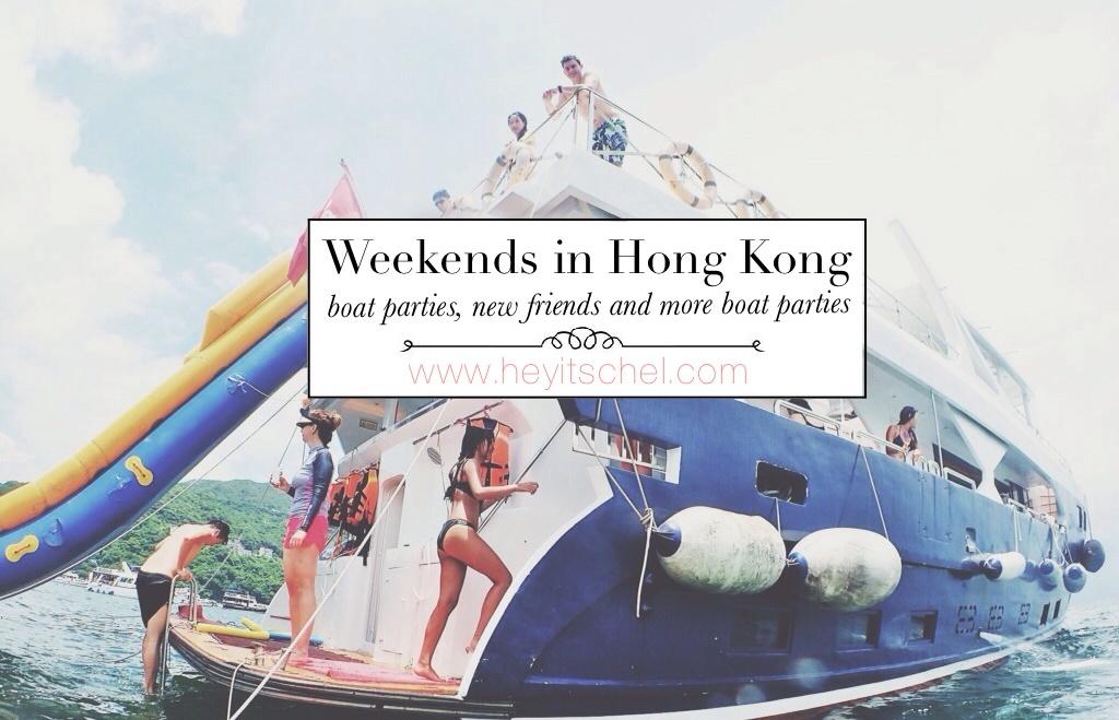 Weekends in Hong Kong