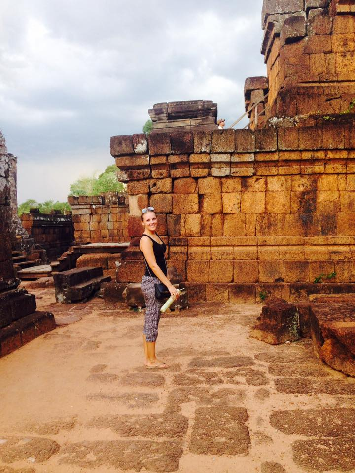 Backpacking in Siem Reap, Cambodia