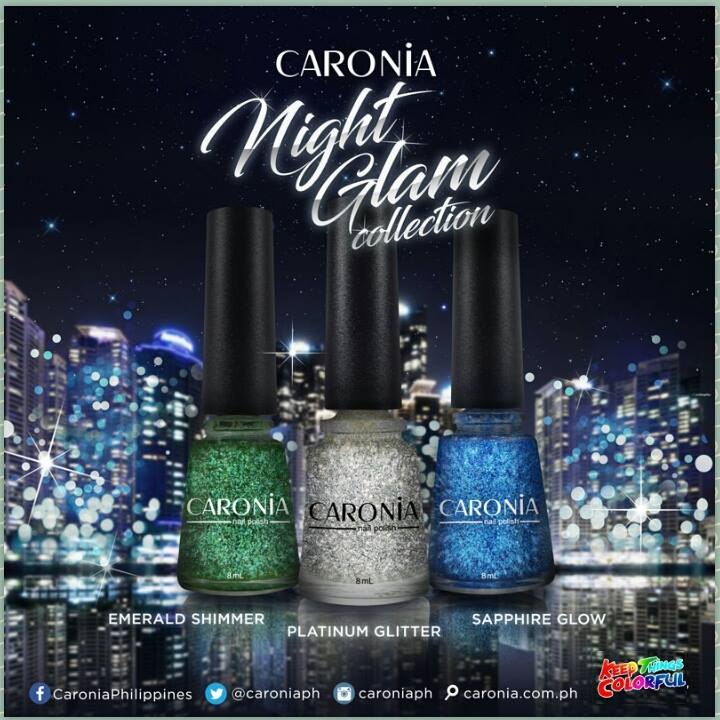 Own the Night: Caronia Night Glam Collection