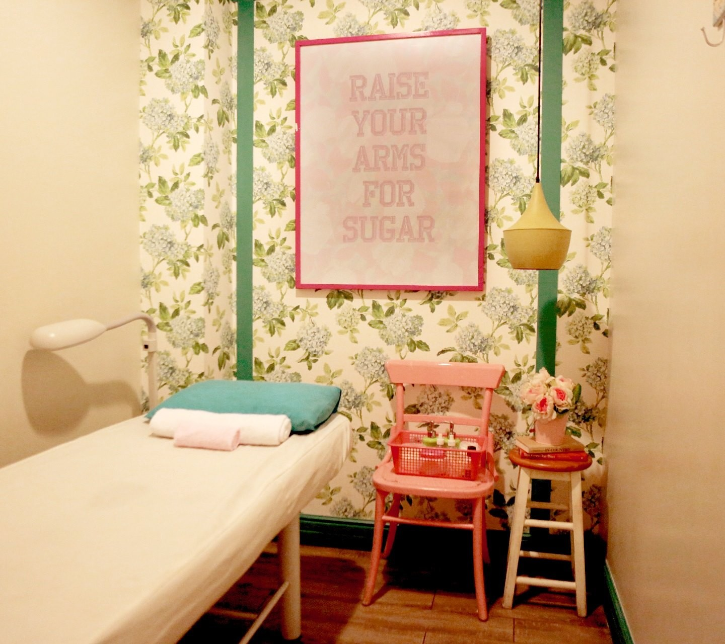 Safest and 100% Sugar Waxing Salon Opens in SM Calamba
