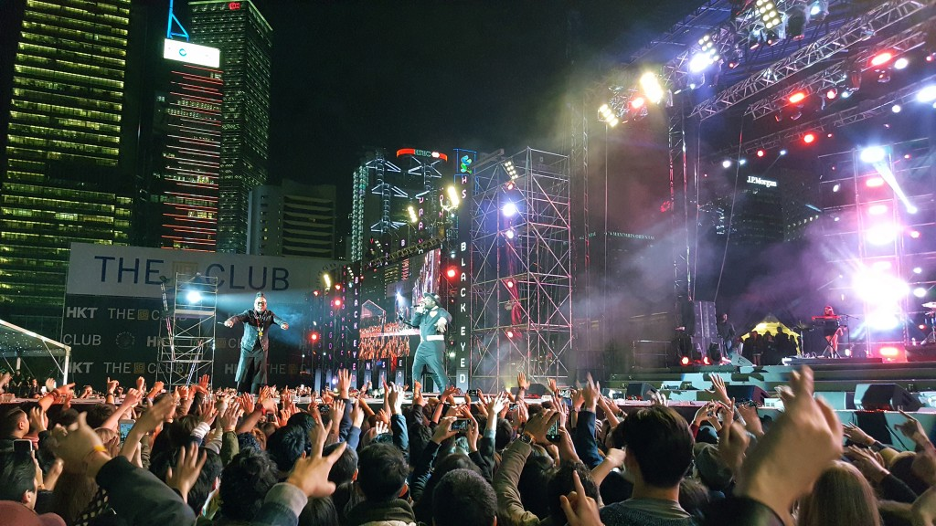 Dragonland Music Festival Black Eyed Peas