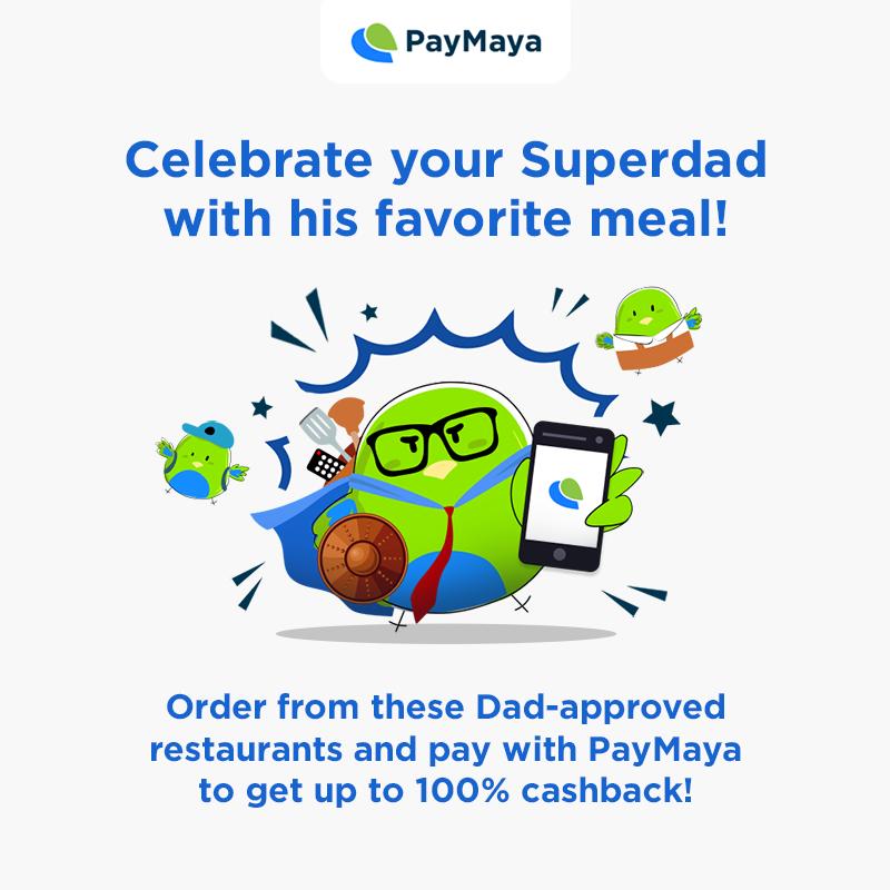 Paymaya Fathers Day