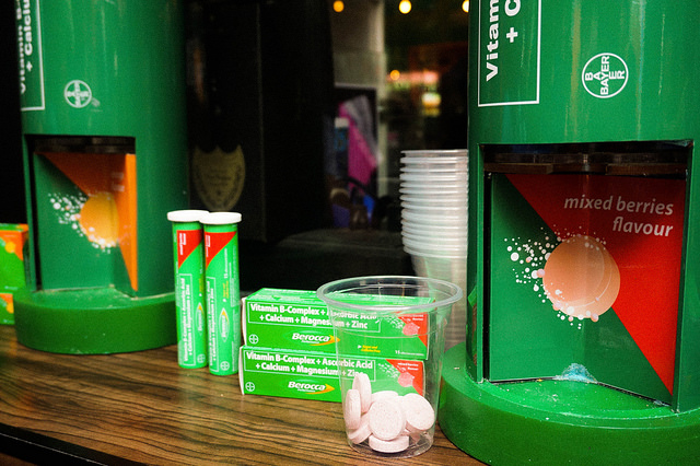 Berocca Now Comes in Individual Packets