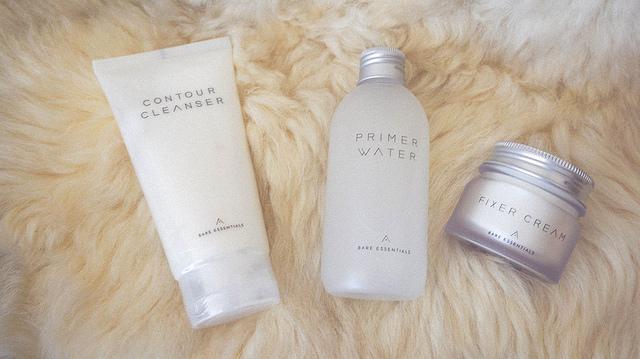 Althea Korea Bare Essentials Skincare Line
