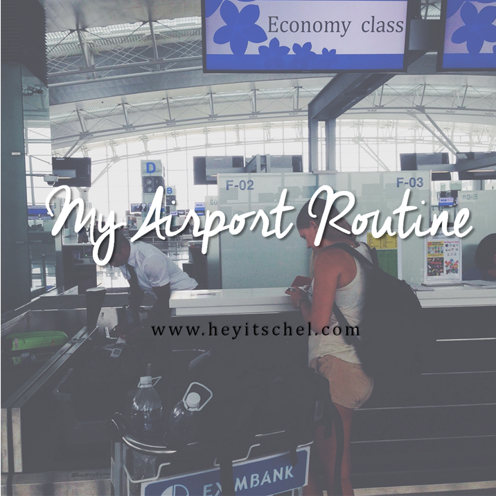 My Airport Routine