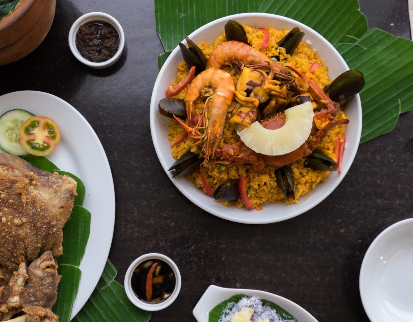 Get 50% in some of these Filipino Cuisine Restaurants with Eatigo