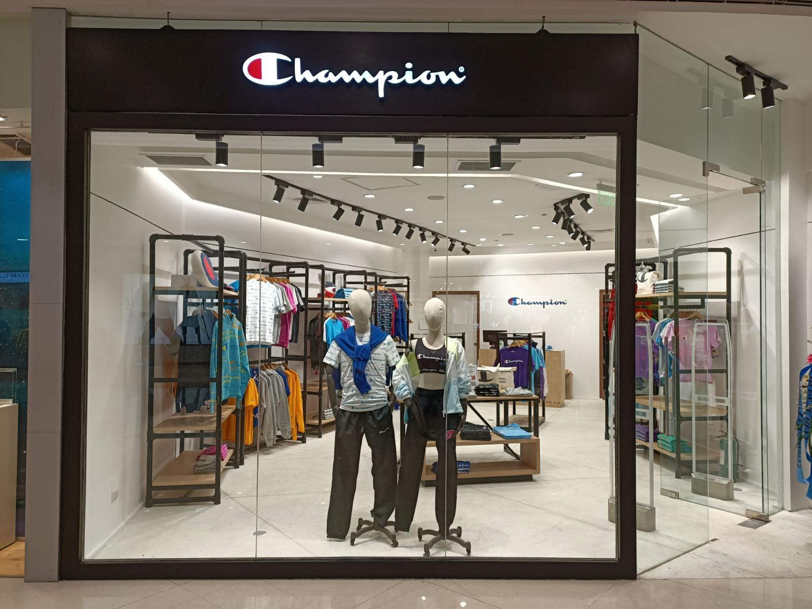 Champion opens first concept store in the Philippines, also available online