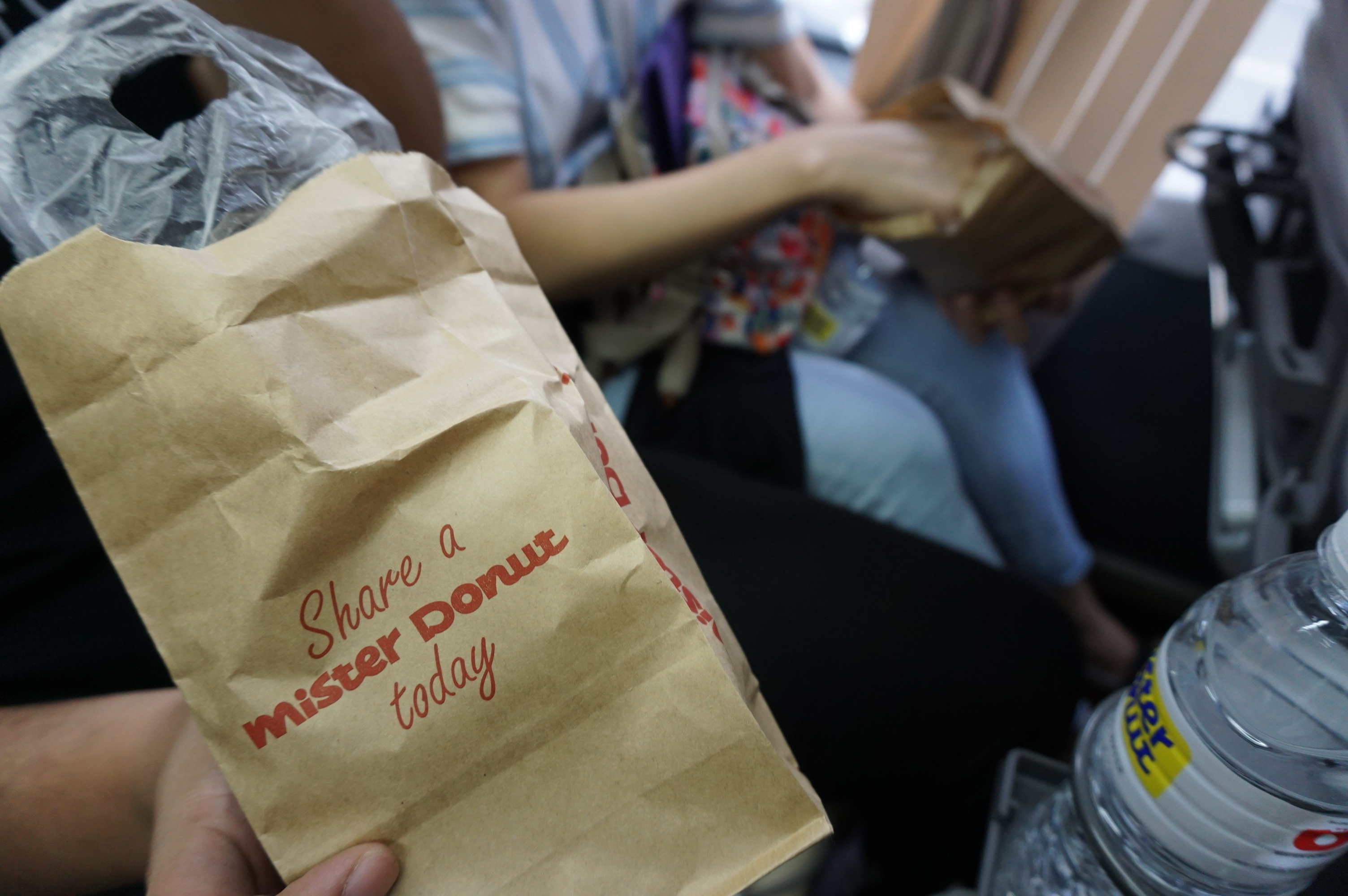 Mister Donut Unboxes Fun in Manila