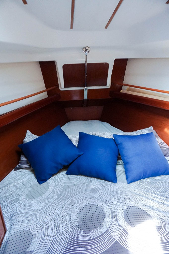 Review of Tom's Cruise Bed on Board