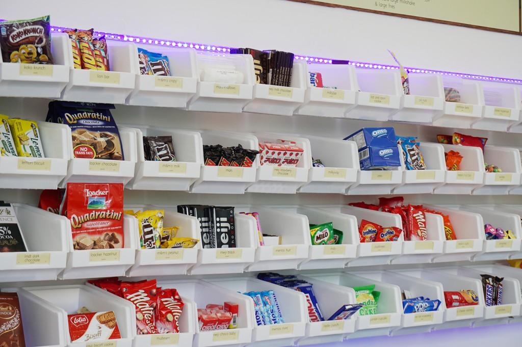 Shakeaway Milkshakes Uptown Review