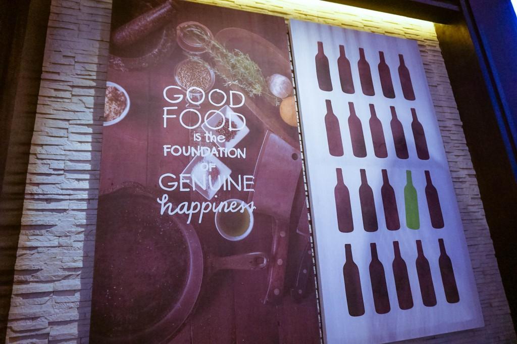 Grind Bistro BGC Food