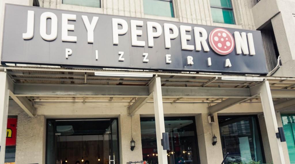 Joey Pepperoni Pizzeria Mandaluyong