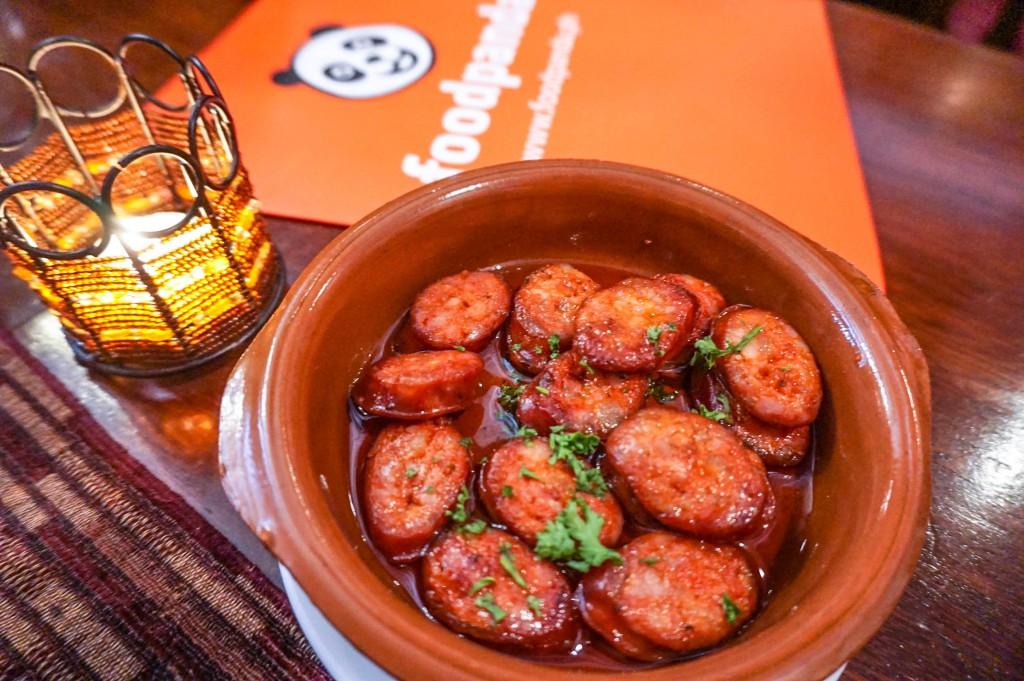 Alba Restaurante Espanol Tomas Morato Review