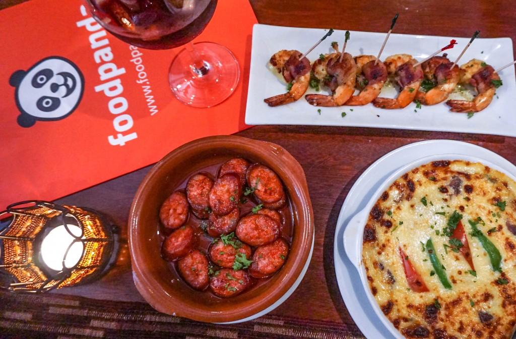 Alba Restaurante Espanol Tomas Morato Branches