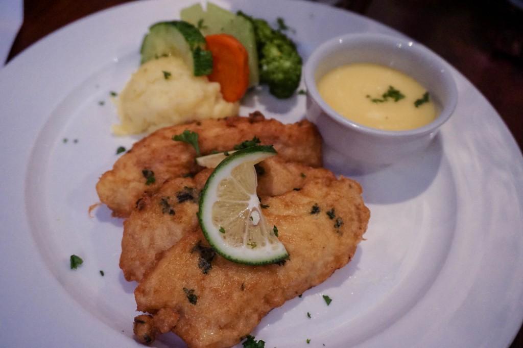 Alba Restaurant Review